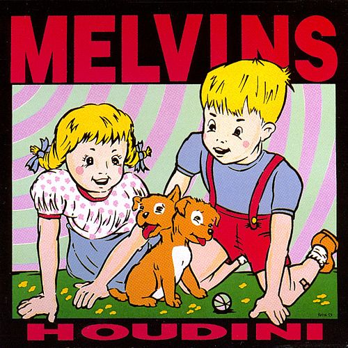 Houdini by Melvins