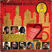 Penthouse 25 (The Journey Continues) by Various Artists