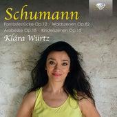 Play & Download Schumann: Piano Music by Klára Würtz | Napster