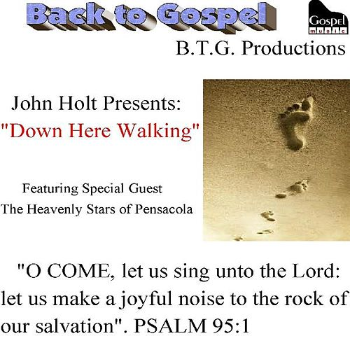 Play & Download Down Here Walking (feat. the Heavenly Stars of Pensacola) by John Holt | Napster