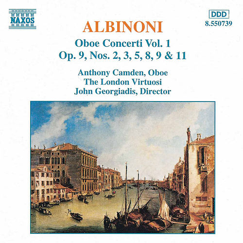 Play & Download Oboe Concerti by Tomaso Giovanni Albinoni | Napster