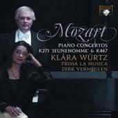 Play & Download Mozart: Piano Concertos No. 9 & 21 by Klára Würtz | Napster