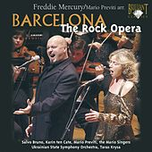 Barcelona - The Rock Opera by Mario Previti, Karin ten Cate, The Mario Singers, Ukrainian State Symphony Orchestra