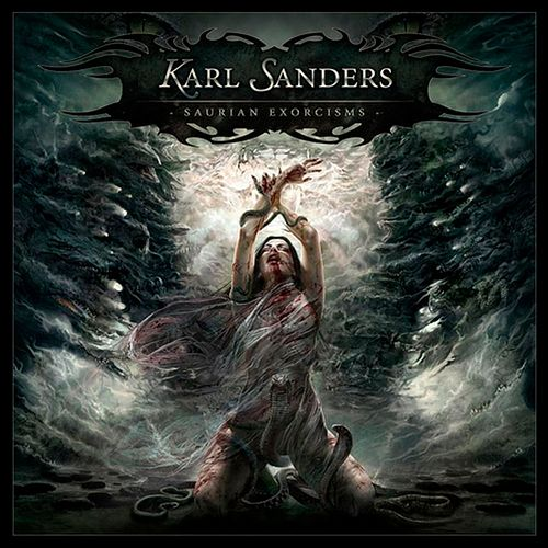 Saurian Exorcisms by Karl Sanders