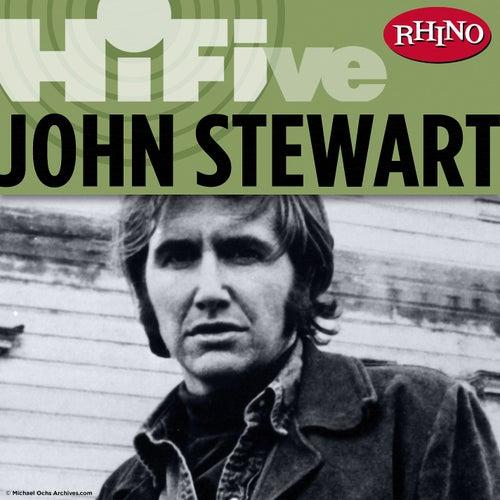 Rhino Hi-Five: John Stewart by John Stewart