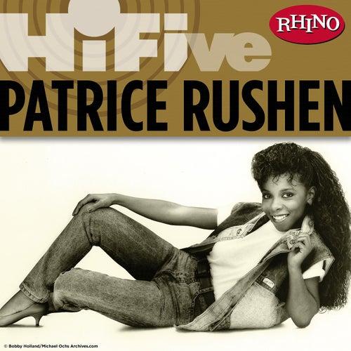 Rhino Hi-Five: Patrice Rushen by Patrice Rushen