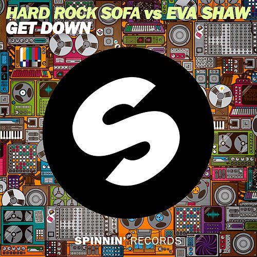 Get Down by Hard Rock Sofa