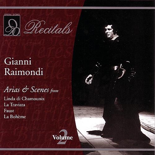 Play & Download Gianni Raimondi: Volume 2 by Various Artists | Napster