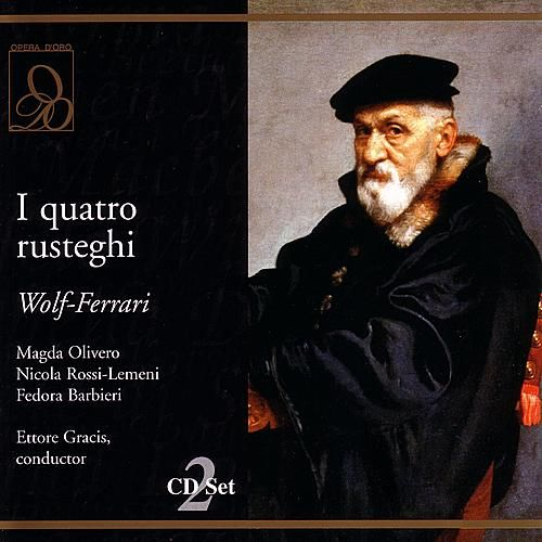 Play & Download I quatro rusteghi by Ettore Gracis | Napster