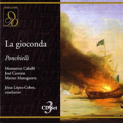 Play & Download La gioconda by Jesus Lopez-Cobos | Napster