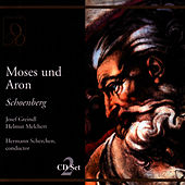 Moses und Aron by Arnold Schoenberg