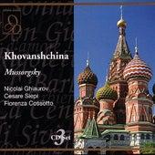 Khovanshchina by Bogo Leskovich