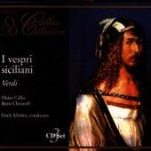 Play & Download I vespri siciliani by Erich Kleiber | Napster