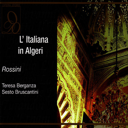 L'Italiana in Algeri by Gioachino Rossini