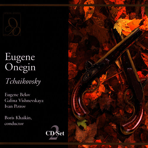 Play & Download Eugene Onegin by Pyotr Ilyich Tchaikovsky | Napster