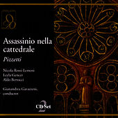 Play & Download Assassinio nella cattedrale by Gianandrea Gavazzeni | Napster