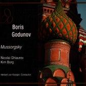 Boris Godunov by Modest Mussorgsky