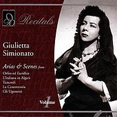 Play & Download Giulietta Simionato: Volume 1 by Various Artists | Napster