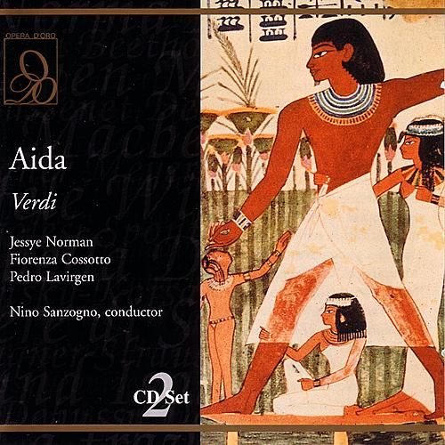 Play & Download Aida by Nino Sanzogno | Napster