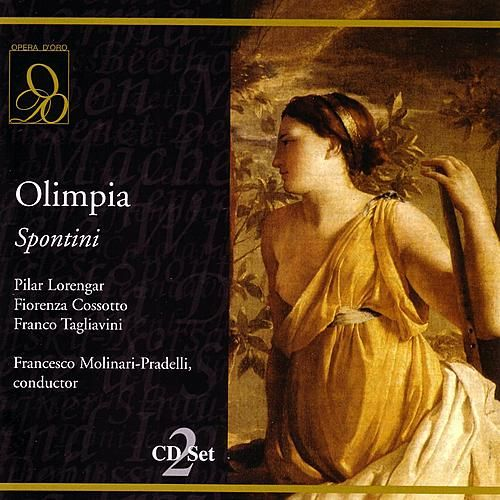 Play & Download Olimpia by Gasparo Spontini | Napster