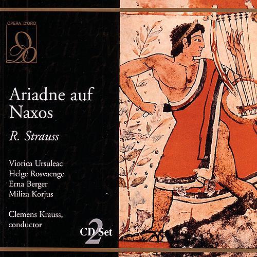 Ariadne auf Naxos by Clemens Krauss