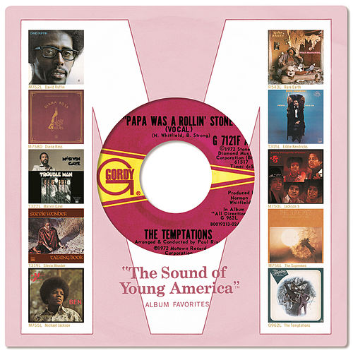 The Complete Motown Singles Vol. 12B: 1972 by Various Artists