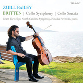 Britten: Cello Symphony / Cello Sonata by Zuill Bailey