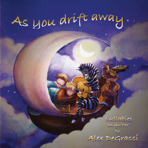 As You Drift Away by Alex de Grassi