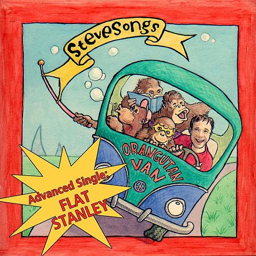 Flat Stanley by Steve Songs