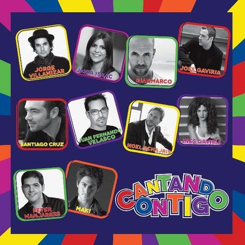 Play & Download Cantando Contigo by Various Artists | Napster