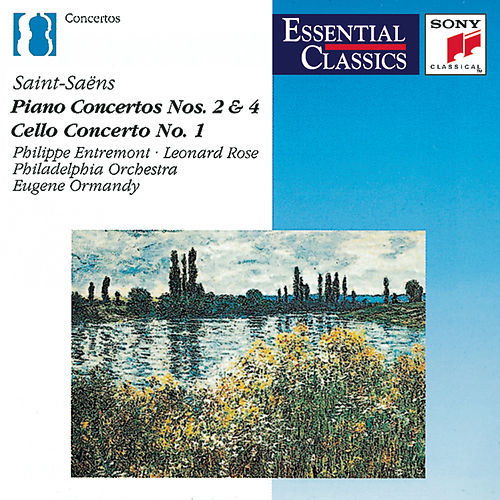Play & Download Saint-Saëns: Piano Concertos Nos. 2 & 4, Cello Concerto, Introduction and Rondo Capriccioso by Various Artists | Napster