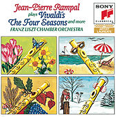 Vivaldi:  The Four Seasons, Darmstadt Concerto, Concerto for Flute and Organ by Jean-Pierre Rampal
