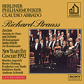 New Year's Eve Concert - Berlin 1992 (Don Juan/Burleske/Till Eulenspiegel/Der Rosenkavalier) by Various Artists