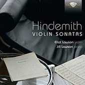 Play & Download Hindemith: Violin Sonatas by Elliot Lawson | Napster