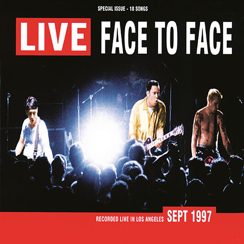 Play & Download Live by Face to Face | Napster