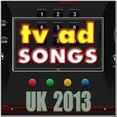 TV Ad Songs UK 2013 de Various Artists