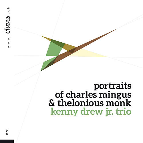 Play & Download Portraits of Charles Mingus and Thelonious Monk by Kenny Drew Jr. | Napster