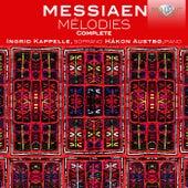 Messiaen: Mélodies Complete by Håkon Austbö