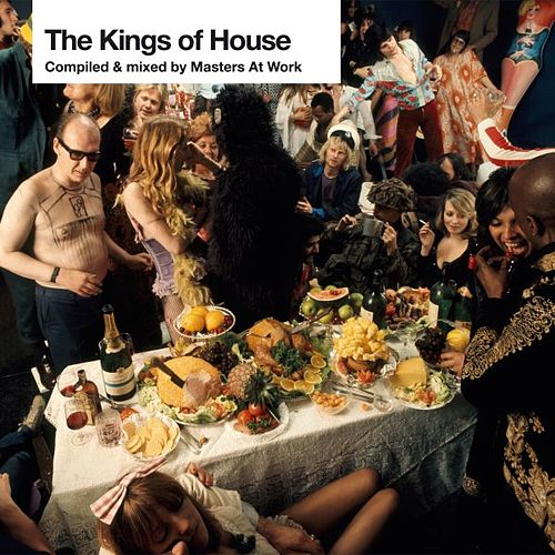The Kings Of House by Various Artists