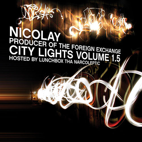 Play & Download City Lights Vol. 1,5 by Nicolay | Napster