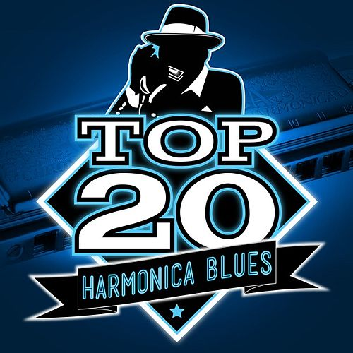 Play & Download Top 20 Harmonica Blues by Various Artists | Napster