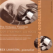 The Virtuoso Pianolist by Rex Lawson