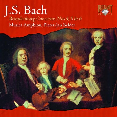 Play & Download J.S. Bach: Brandenburg Concertos Nos. 4–6 by Musica Amphion | Napster