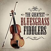 The Greatest Bluesgrass Fiddlers von Various Artists