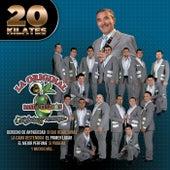 20 Kilates by La Original Banda El Limon de Salvador Lizárraga