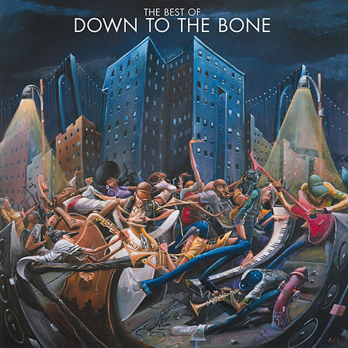 Play & Download Celebrating 10 Years Of Groove by Down to the Bone | Napster