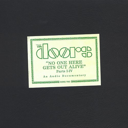 Play & Download No One Here Gets Out Alive by The Doors | Napster