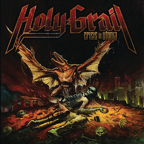 Crisis in Utopia by Holy Grail
