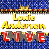 Play & Download Live by Louie Anderson | Napster
