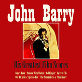 Play & Download John Barry: His Greatest Film Scores by Various Artists | Napster